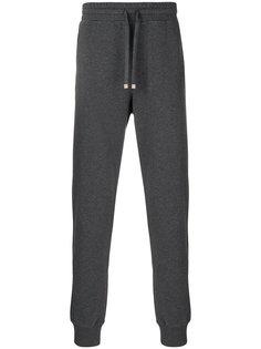 спортивные брюки со шнурком на поясе Dolce & Gabbana