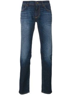 классические прямые джинсы  Dolce & Gabbana