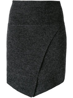 асимметричная мини-юбка Isabel Marant Étoile