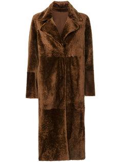 пальто средней длины Drome