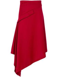 асимметричная юбка JW Anderson