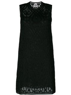 прозрачное вязаное платье M Missoni
