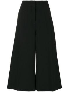 широкие укороченные брюки Stella McCartney