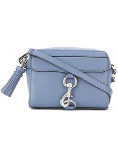 сумка на плечо с застежкой-карабином Rebecca Minkoff