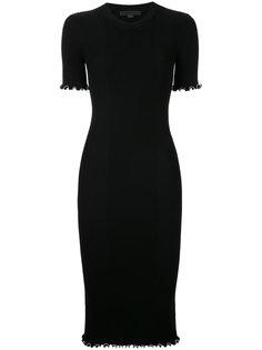 платье с короткими рукавами Alexander Wang