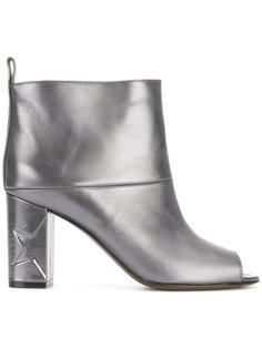 ботинки с открытым носком Golden Goose Deluxe Brand