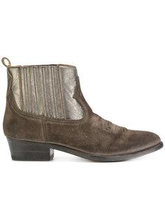 ботинки в ковбойском стиле  Golden Goose Deluxe Brand