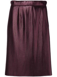 короткая плиссированная юбка Golden Goose Deluxe Brand