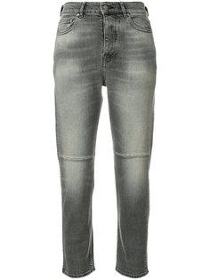 укороченные выбеленные джинсы Golden Goose Deluxe Brand