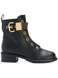 ботинки с металлической отделкой Giuseppe Zanotti Design