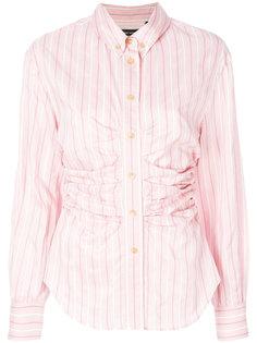 приталенная рубашка в полоску  Isabel Marant