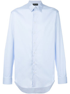 классическая рубашка  Emporio Armani