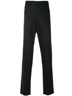 штаны в спортивном стиле Emporio Armani