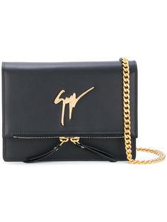 сумка на плечо Luce Giuseppe Zanotti Design