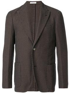 однобортный пиджак Boglioli