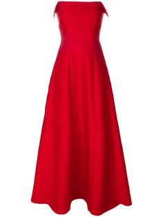 вечернее платье Tulip Alberta Ferretti