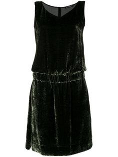 платье с эластичной талией Luisa Cerano