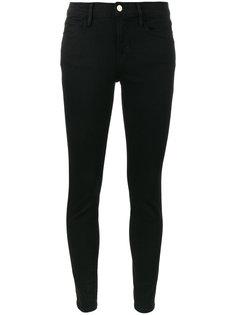укороченные джинсы Le Color Frame Denim