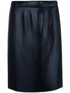 юбка с ребристой фактурой длиной по колено Golden Goose Deluxe Brand