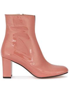 двухцветные ботинки Agnes Maryam Nassir Zadeh