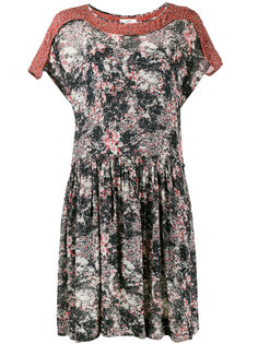 платье свободного кроя с узором Isabel Marant Étoile