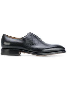 ботинки-оксфорды Carmelo Salvatore Ferragamo