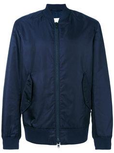 куртка-бомбер с вышивкой Peace World Kenzo