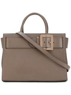 сумка-тоут с декоративным ремнем Bally
