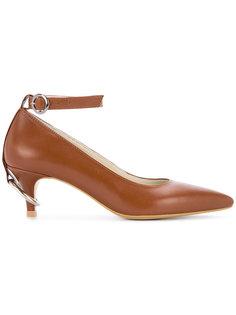 туфли с ремешком на щиколотке Nina Zarqua