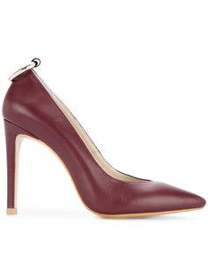 туфли с кольцом на пятке Nina Zarqua