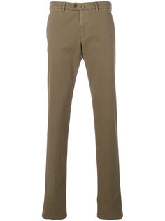 эластичные брюки чинос Loro Piana
