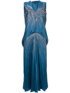 платье с пайетками Stella McCartney