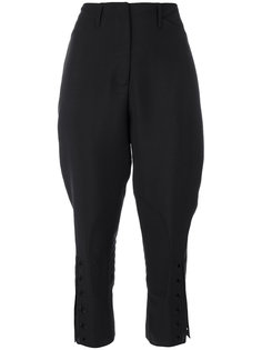 укороченные брюки Fendi