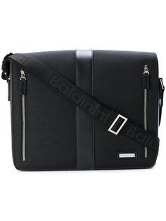 сумка для ноутбука с молниями Baldinini