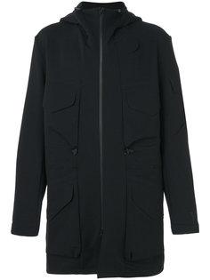 пальто с капюшоном Y-3