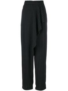брюки с драпировкой Antonio Marras