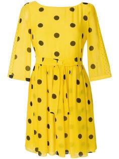 платье в горох Boutique Moschino