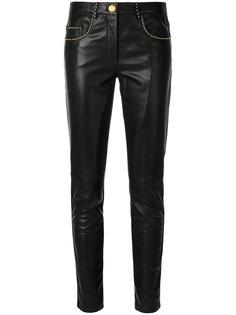 укороченные узкий брюки Boutique Moschino