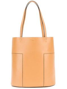 сумка-тоут с логотипом  Tory Burch