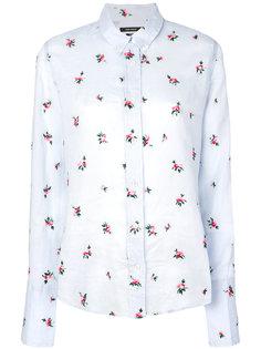 рубашка Uliana с цветочной вышивкой Isabel Marant