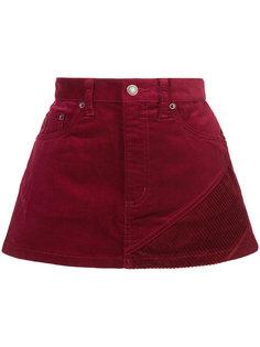 corduroy mini skirt Marc Jacobs