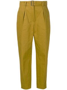 классические брюки с ремнем Kenzo