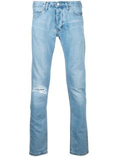 ультра-узкие джинсы Ex Infinitas