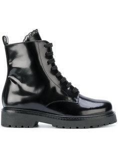 ботинки со шнуровкой  Twin-Set