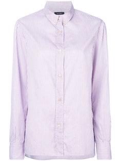 приталенная рубашка в тонкую полоску Isabel Marant