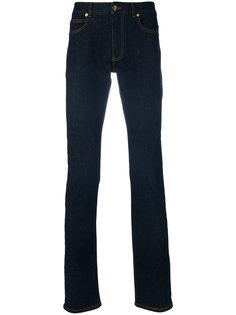 джинсы прямого кроя Versace