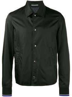 куртка с контрастными манжетами Dior Homme