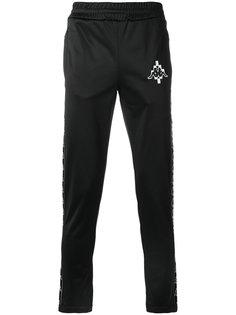 спортивные брюки Marcelo Burlon x Kappa Marcelo Burlon County Of Milan