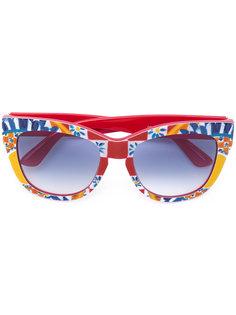 солнцезащитные очки Mambo Dolce & Gabbana Eyewear