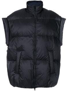 дутая куртка свободного кроя Maison Margiela